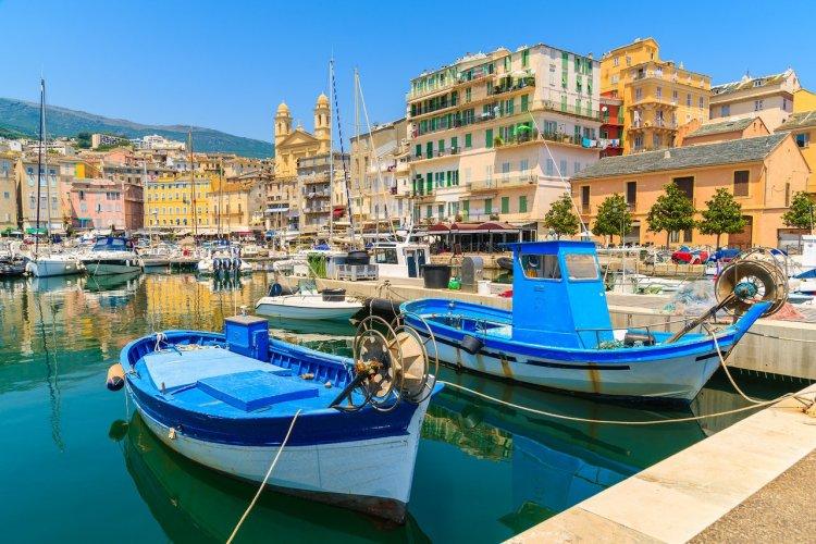 La Corse Une Belle De Mer Corse