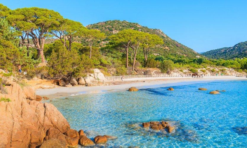 La Corse, une belle de mer