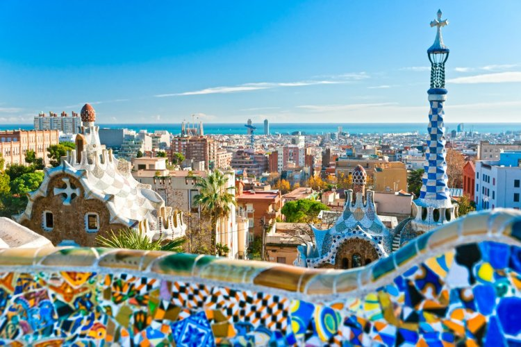 Barcelone. - © Luciano Mortula / Shutterstock.com