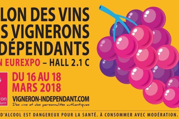 - © Salon des vins des vignerons indépendants