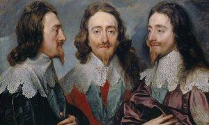 Anthony van Dyck, Charles I, 1635-1666.