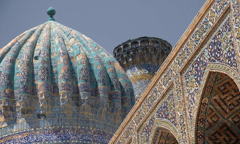 L'Ouzbékistan, les cités mythiques de la Route de la Soie