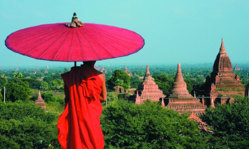 Myanmar, la perle bouddhiste de l'Asie