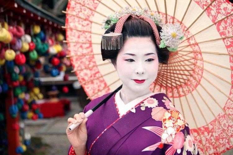 Geisha. - © Jona SANPO Tokyo