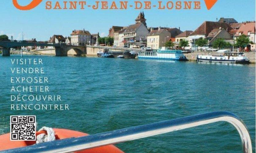 Salon Fluvial de Saint-Jean-de-Losne 2018