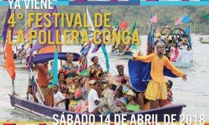 Festival de la Pollera Congo de Portobelo