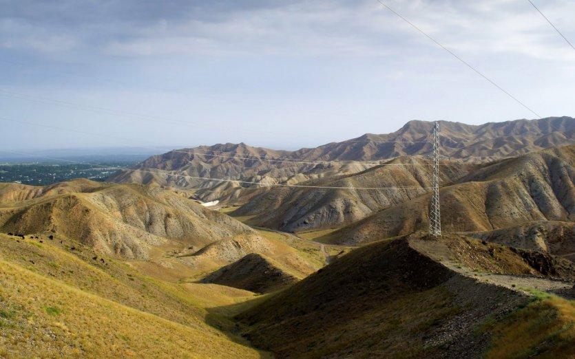 Vallée de Ferghana.