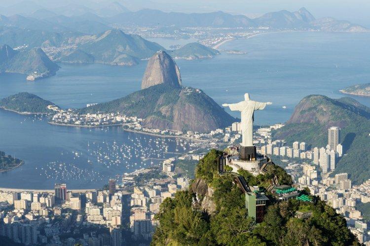Vue sur le Christ Rédempteur - Rio de Janeiro - © Isitsharp