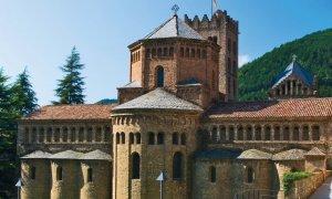 Monastère de Santa Maria de Ripoll.