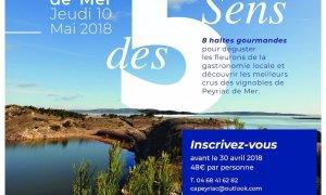 Balade des 5 Sens 2018 / Peyriac de Mer
