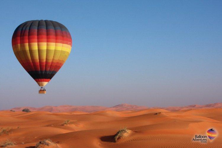 - © Balloon Adventures Emirates