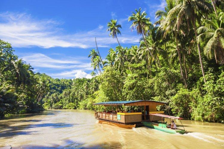 Rivière Bohol - Philippines - © Travnikov Studio - Istockphoto