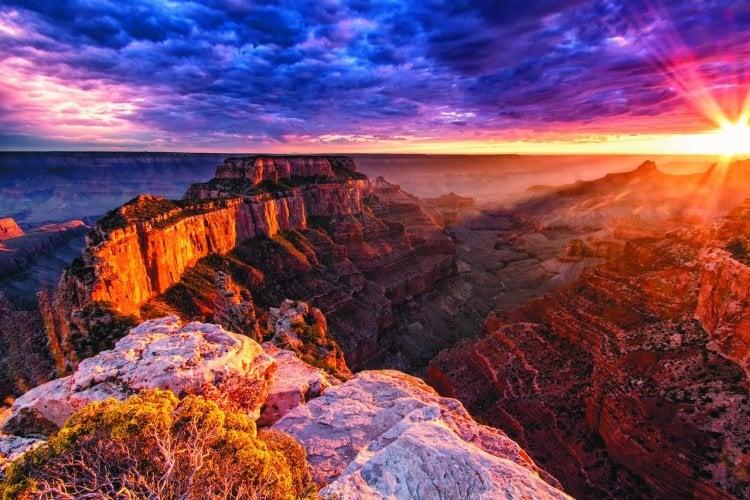 Le Grand Canyon - © ErikHarrison