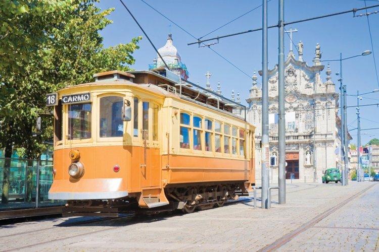 Le tramway de Porto. - © Francesco Scatena