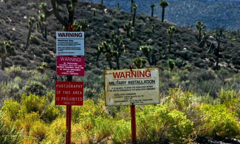 8 lieux interdits ou tenus secrets dans le monde