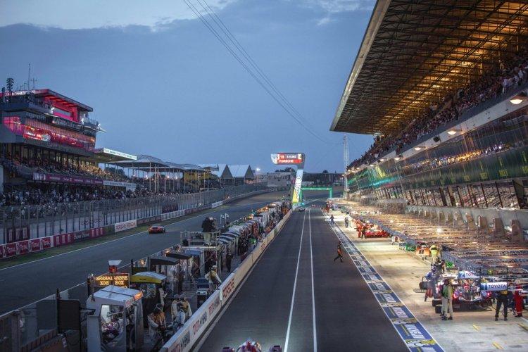 Circuit des 24 heures du Mans. - © Alexis Toureau