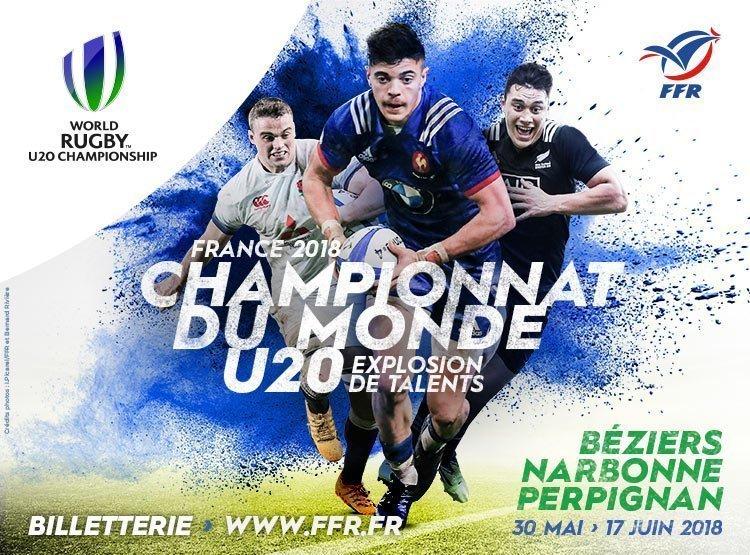 Championnat du Monde U20 - 2018 - © Office de tourisme de Narbonne