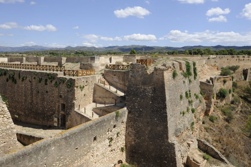 Fortifications de Tortosa.