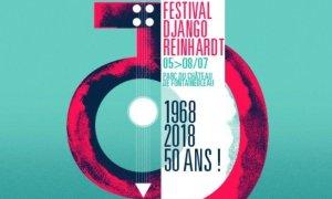 50e Festival Django Reinhardt- © DR