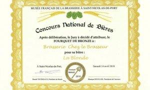 La Valette du Var : Chez le Brasseur récompensé pour sa bière !- © CHEZ LE BRASSEUR