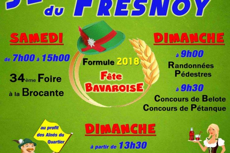 Affiche officielle Festivités