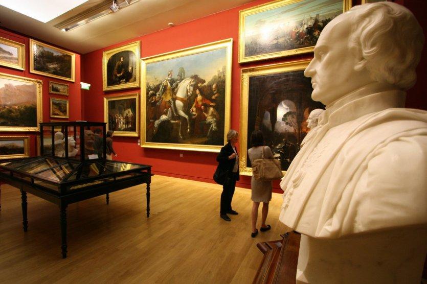 Les superbes collections du musée Granet