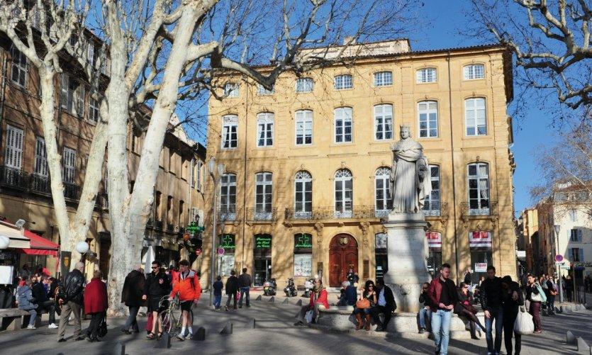 Aix-en-Provence, capitale historique et bijou culturel