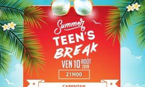 Le Summer teen's Break de Fun Radio à Carentant-les-Marais- © DR