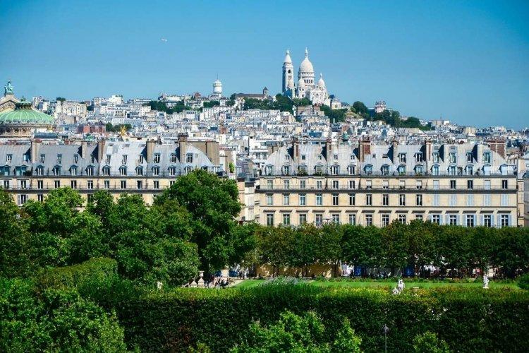 Vue depuis le musée d'Orsay - © Ola Pisarenko