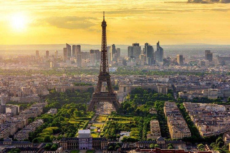 La Tour Eiffel depuis la Tour Montparnasse - © Catarina Belova - Shutterstock.com