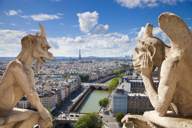 Panorama depuis Notre-Dame - © Jose Ignacio Soto - Shutterstock.com