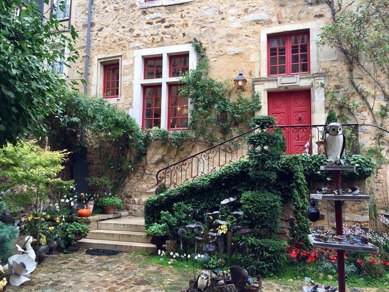 Entre Cours & Jardins - 2017 - © J2M Communication
