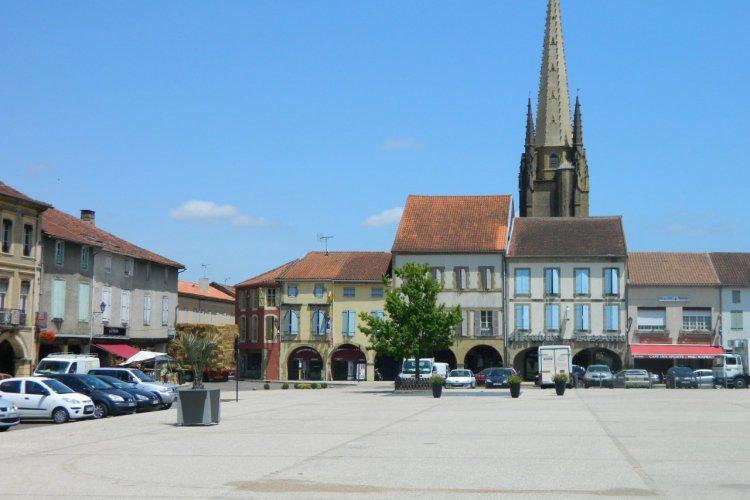 Marciac. - © Collection Tourisme Gers:UDOTSI32:C. Pistre : www.tourisme-gers.com