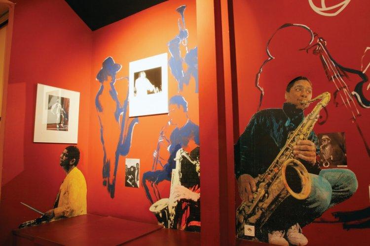 Le musée du jazz de Marciac. - © Nicolas Thibaut