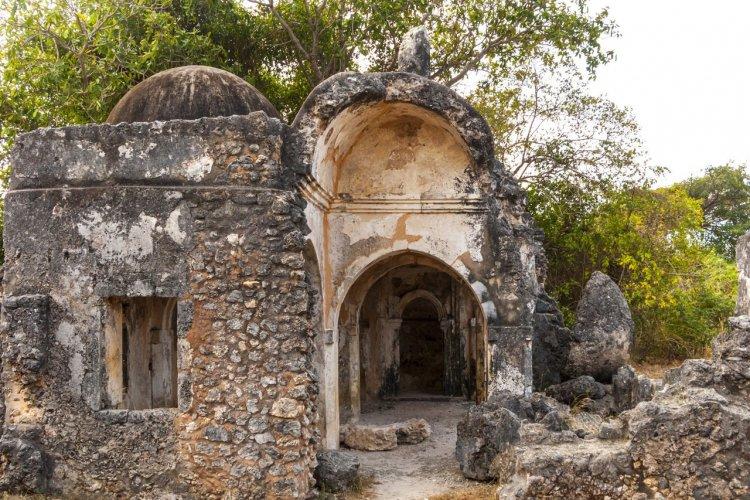 Les ruines de Kilwi Kisiwani - © travelview - Shutterstock.com