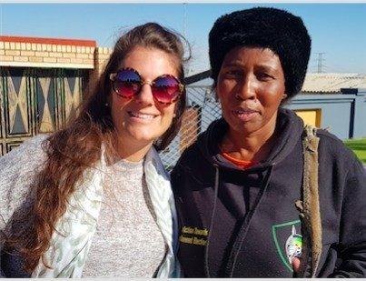 Un jour à Soweto... - © Chloé Obara