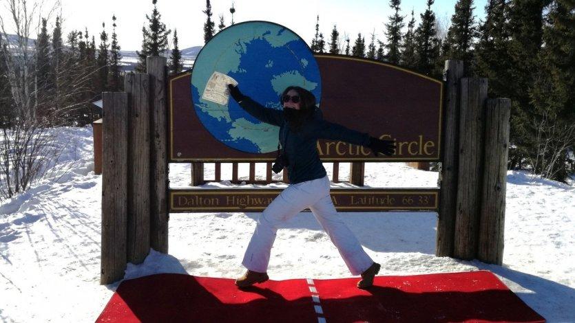Alaska - Artic Circle - © Elisa VALLON
