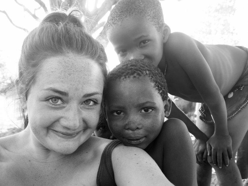 Le peuple Bushman - © Elisa VALLON