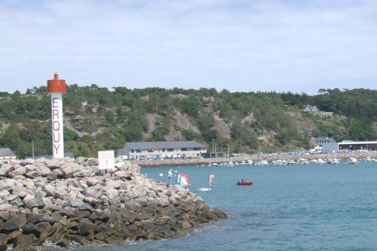 Le port d'Erquy - © Laëtitia STEIMETZ