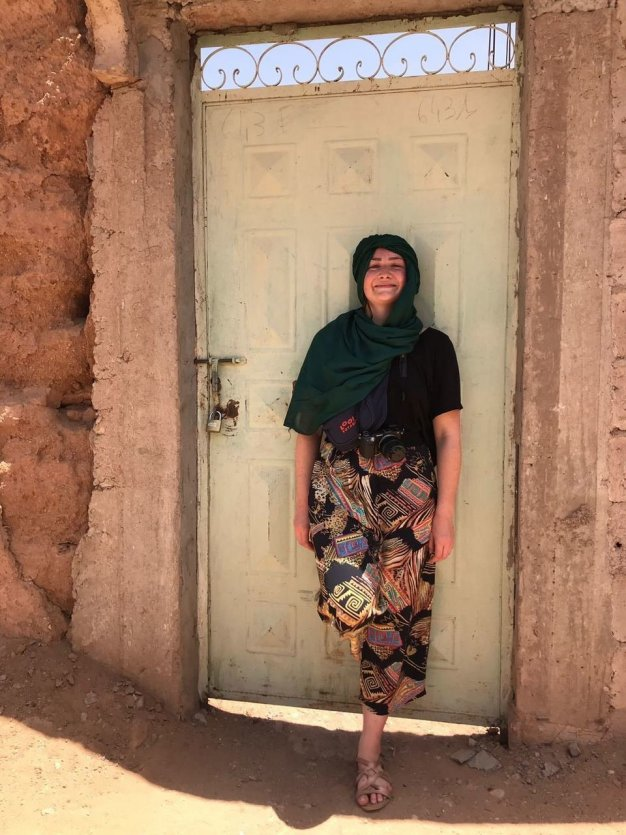 Coup de cœur pour M'hamid, village nomade - © Elisa VALLON
