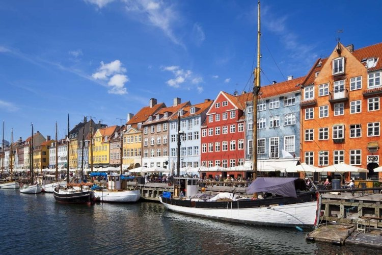 Nyhavn, le canal central - © Cinoby - iStockphoto