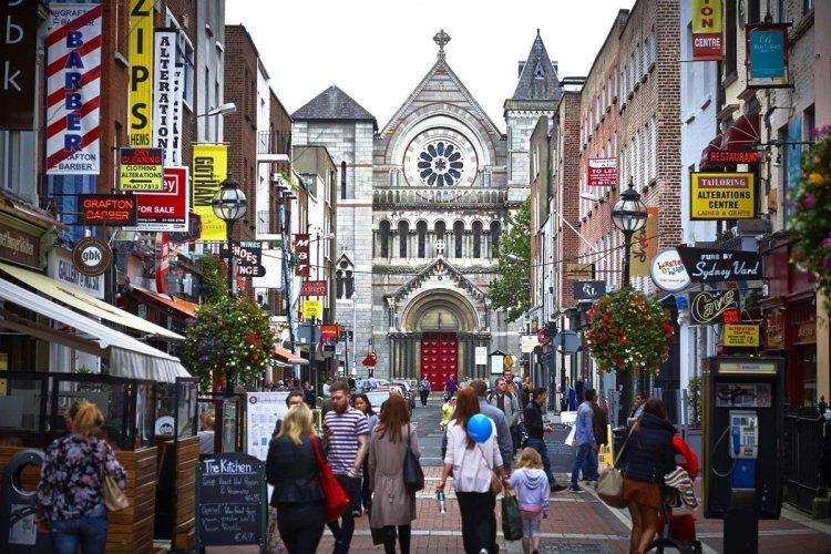 Eglise Sainte Anne - © Fáilte Ireland
