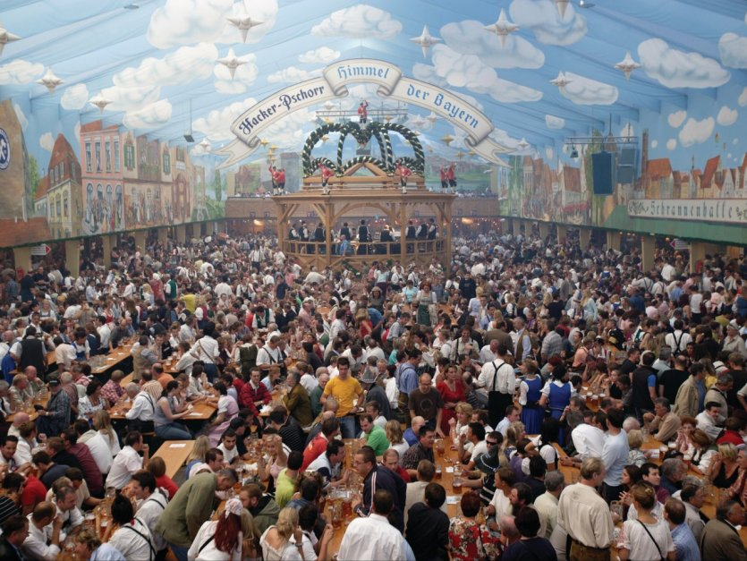 Oktoberfest. - © Juices Images GraphicObsession