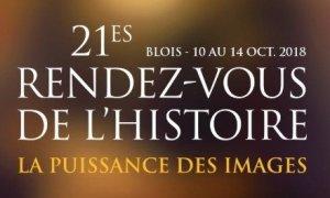 21e Rendez-Vous de l'Histoire à Blois- © DR