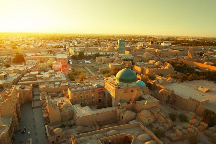 Vieille ville de Khiva. - © Dudarev Mikhail - Shutterstock.com