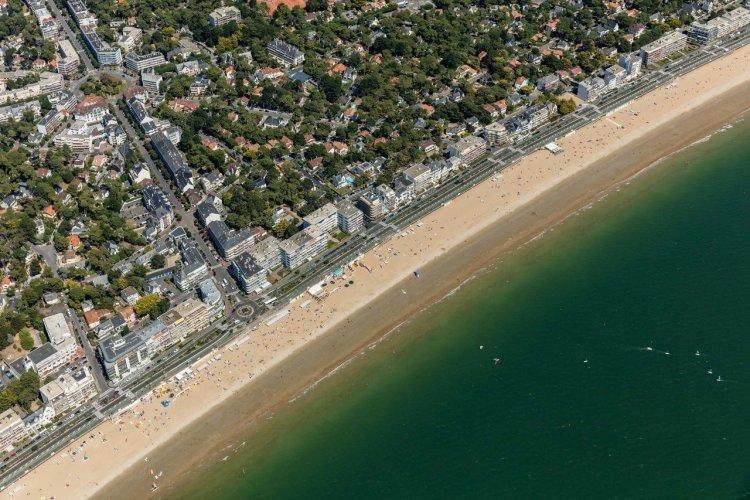 La plage de la Baule - © thomathzac23 - adobe.stock.com