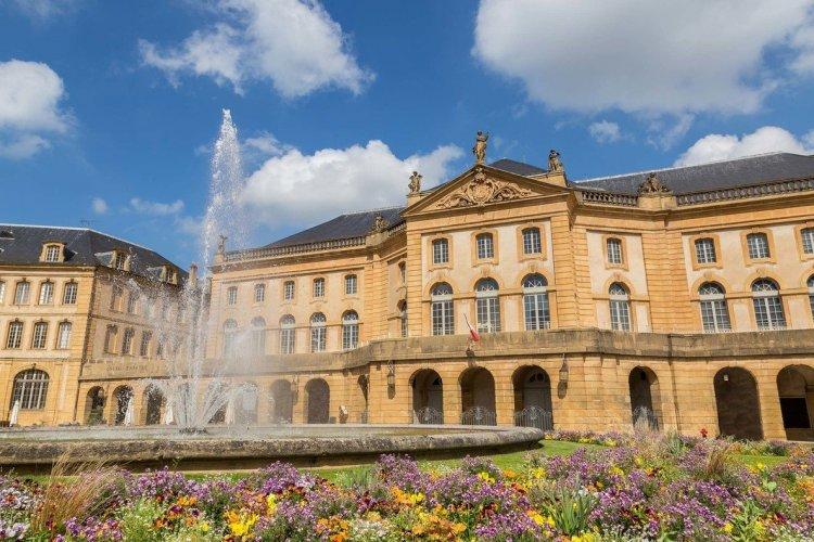 Opéra de Metz - © Wsf - f - stock.adobe.com