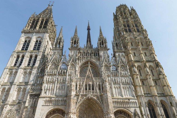 La cathédrale de Rouen - © Alonbou - stock.adobe.com