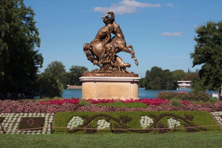 Parc de la tête d'or - © Pierre-Jean Durieu - Shutterstock.com