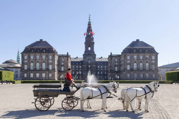 Château de Christiansborg - © Mikkel Groenlund